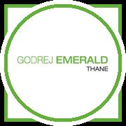 Godrej Emerald Thane Project Logo