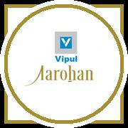 Vipul Aarohan Project Logo