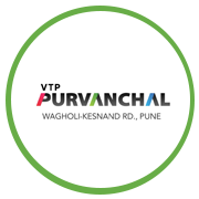VTP Purvanchal Project Logo