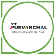 VTP Purvanchal Project Logo