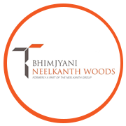 T Bhimjyani Neelkanth Woods Project Logo