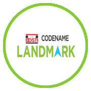 Dosti Codename Landmark Project Logo
