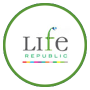 Kolte Patil Life Republic Project Logo