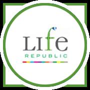 Kolte Patil Life Republic Project Logo