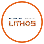 Mantri Manyata Lithos Project Logo