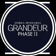 Sobha Morzaria Grandeur Phase II Project Logo