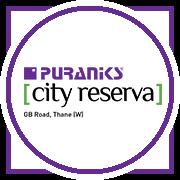 Puraniks City Reserva Project Logo