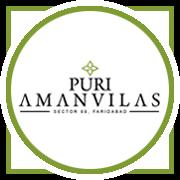 Puri Amanvilas Project Logo