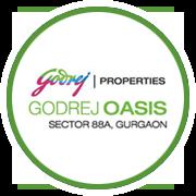 Godrej Oasis Project Logo