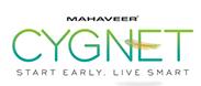 Mahaveer Cygnet Logo