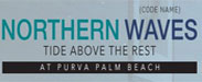 Purva Northern Waves Logo