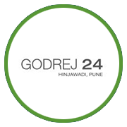 Godrej 24 Project Logo