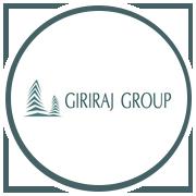 Giriraj MK Thakur complex Project Logo