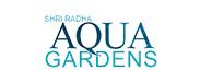 Shri Radha Aqua Gardens Logo