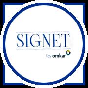 Omkar Signet Project Logo