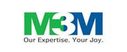 M3M City Hub Logo