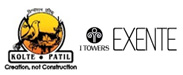 Kolte Patil iTowers Exente Logo