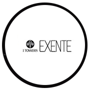 Kolte Patil iTowers Exente Project Logo