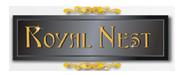 Omkar Royal Nest Logo