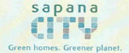 sapana city Logo