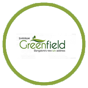 Shriram Greenfield Project Logo