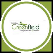 Shriram Greenfield Project Logo