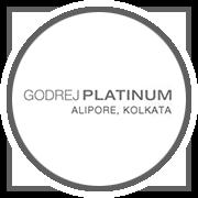 Godrej Platinum Kolkata Project Logo