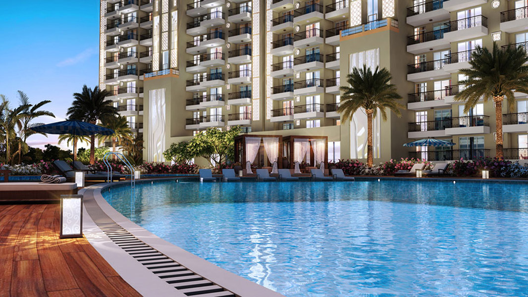 Ashiana Mulberry live a life of pure luxury and comfort in rich apartments surrounded by premium amenities