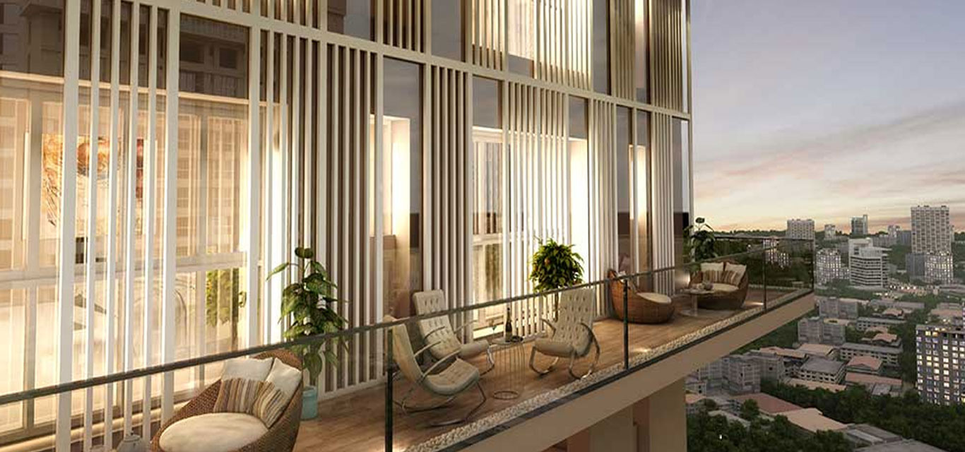 Auris Serenity - A central location which combines luxury and comfort