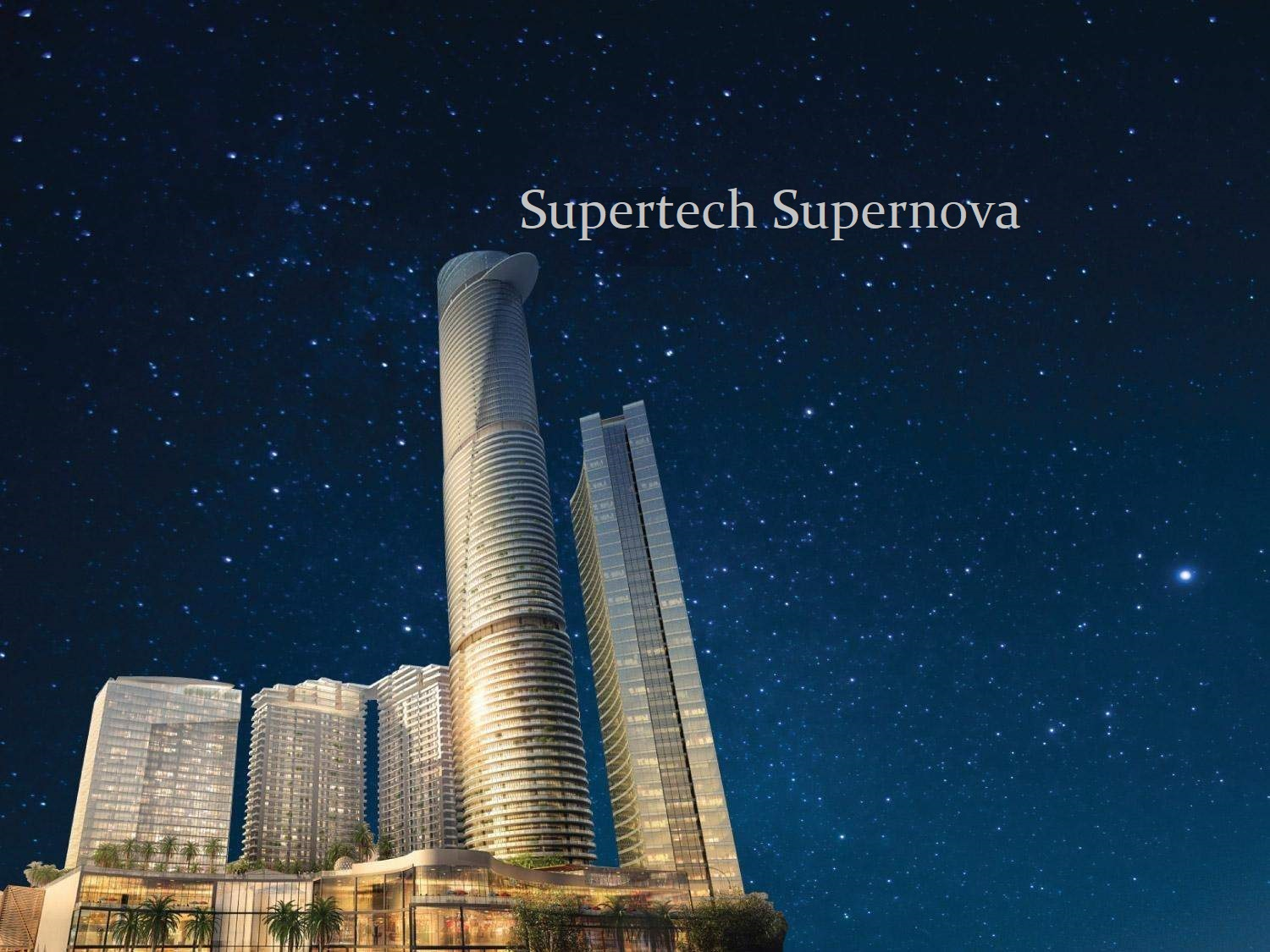 Superb Residences in Noida