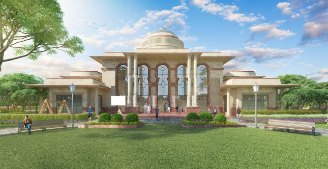 Premium housing project in Lucknow that Redefines Regality