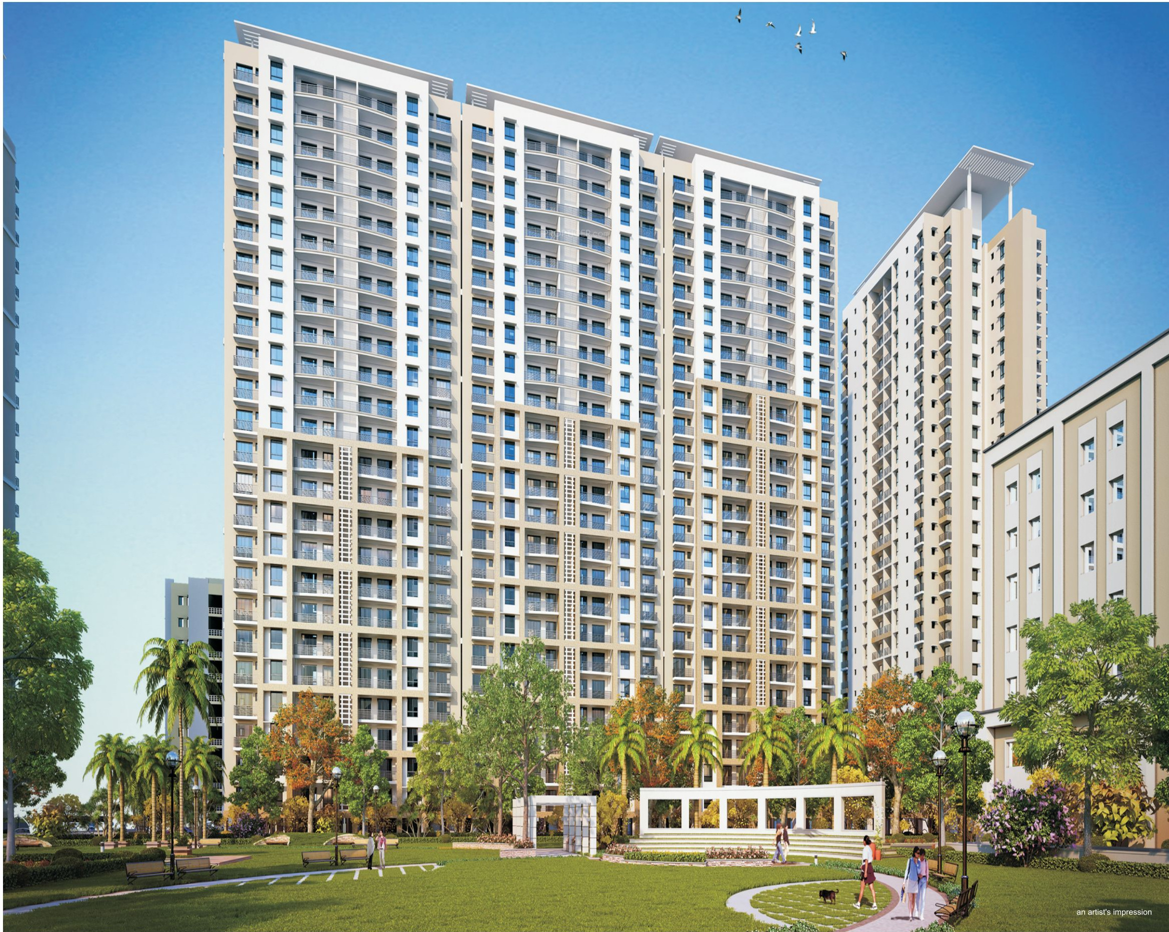 Paarth Aadyant Get ready to experience a smart lifestyle in Lucknow