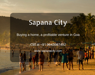 Buying a home, a profitable venture in Goa