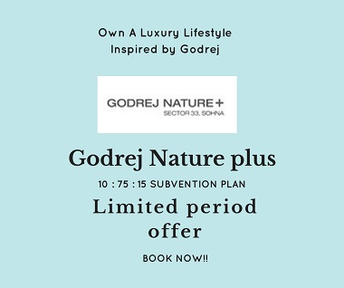 Enjoy the Majestic and Natural Living With Godrej Nature Plus