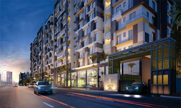 Why is Merlin Maximus the best investment option in Kolkata