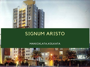 Signum Aristo - Bringing a Comfortable Living in Aristocratic Style at Manicktala