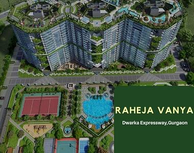 Experience A Divine Living Within The Lap Of Nature At Raheja Vanya Gurgaon