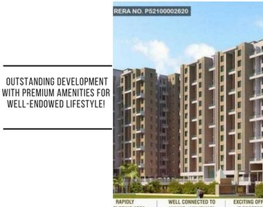 Goel Ganga Amber: An outstanding development with premium amenities for a well-endowed lifestyle!