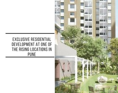 VTP Purvanchal: An exclusive residential development at one of the rising locations in Pune.