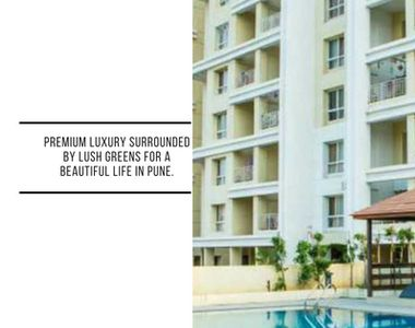 Kolte Patil Green Olive: Premium luxury surrounded by lush greens for a beautiful life in Pune.