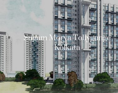 An upcoming residential marvel in Tollygunge Kolkata