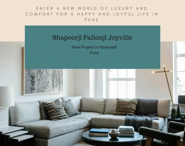 Enter a new world of comfort for a happy and joyful life in Pune