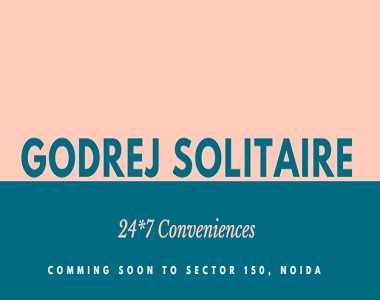 Godrej Solitaire Along with your home we make your trust as we
