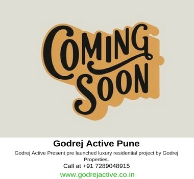 Godrej Properties in Pune - You can full fill your family with happiness