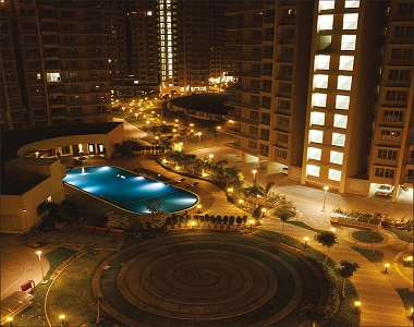 Luxury apartments encompassed with premium features for a comprehensive lifestyle!
