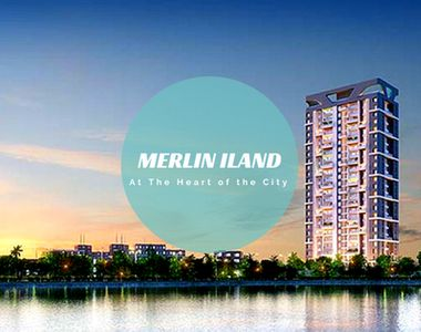 The best island-themed residential project at Picnic Garden