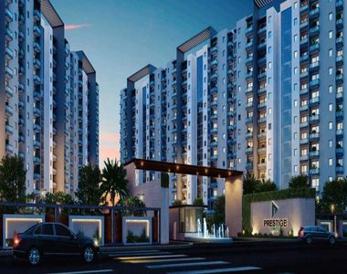 Prestige Towers Blending Grandeur and Elegance