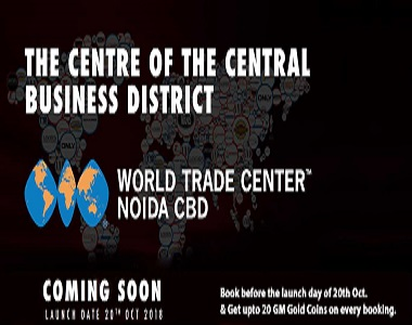 Get Your Dream Office Space in Affordable Price with WTC CBD Noida