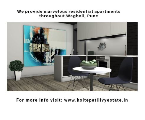 Elegant residential spaces with premium features for a modern-day lifestyle