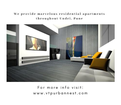 Luxury apartments with rich features for a life of eternal bliss